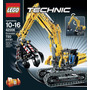 Grúa Technic Lego 42006 720 Piezas - Nuevo