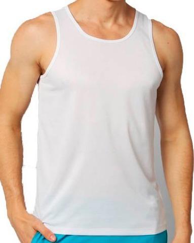 de510ed586b32 Kit C  3 Camisetas Regata Masculina Lisa 100% Algodão - R  38