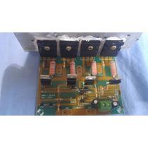 Placa Amplificador Montado 200rms