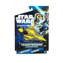 Star Wars Transformers Crossovers - Anakin Skywalker De Jed