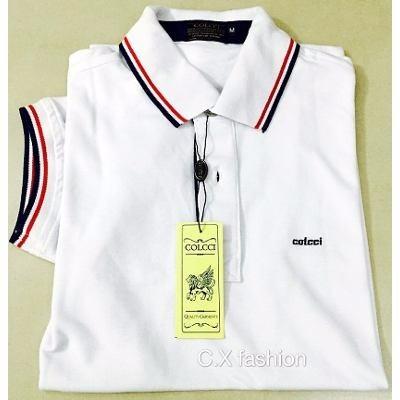 c6726676fb172 Camisa Polo Colcci Masculina Lisa Frete Grátis - R  106