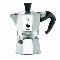 Cafetera Express Bialetti Hecha En Italia 1 Taza Caffe Moka
