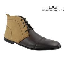 Zapato Calzado Bota Vestir Hombre Caballero Dorothy Gaynor