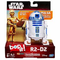 Jogo Bop It! Star Wars - R2 D2 - Eletrônico Hasbro B3455