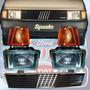 Combo 147 Spazio Fiorino Opticas Fitam + Giros + Parrilla
