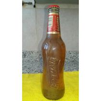 Cerveza Brahma Botella Antigua