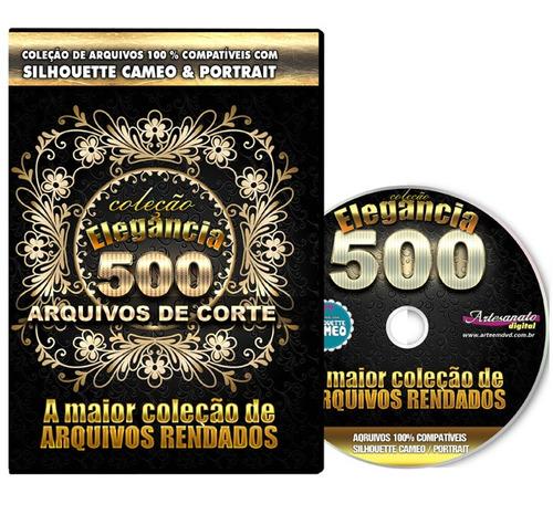 fbc53fc6431f0 500 Arquivos Rendados Para Silhouette   Scan N Cut   Cricut - R  23 ...