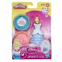 Massinha Play Doh Estampa Princesas Disney Hasbro A9060