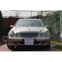 Mercedes Benz E 240 Motor V6 Beige Travertino