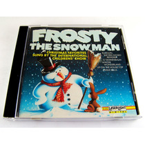 Frosty The Snow Man / Cd Laser Light Usa 1992 Como Nuevo