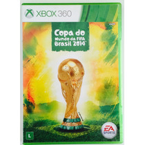 Copa Do Mundo Fifa Brasil 2014 X360 Mídia Física