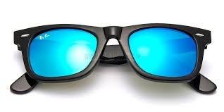 ray ban wayfarer azules precio