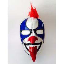 Psycho Clown. Máscara. Luchador Triple Aaa. Lucha Libre