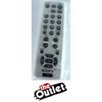 Control Remoto Rm-y172 Tv Sony Wega