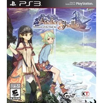 Atelier Shallie Ps3 Digital - Express Game
