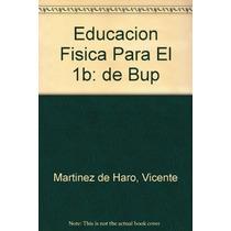 Educacion F. 1 De Bup Martinez, Vicente Envío Gratis