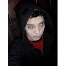 Halloween Pupilentes Zombie Envio Gratis