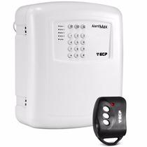 Central Alarme Residencial Comercial Alard Max 4 Ecp +brinde