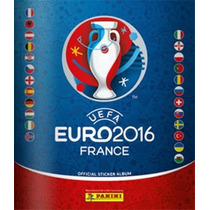 Figurinhas Avulsas Euro2016 Eurocopa Uefa France 2016 Panini