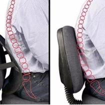 Apoio Lombar Ergonomico Para Cadeira Encosto Postura Costas