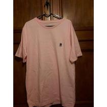 Camisa De Malha Gola Simples Polo Wear Original Tam G