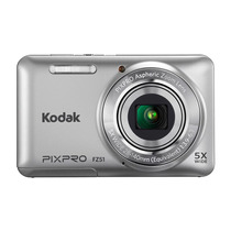 Kodak Fz51 Camara Digital 16mp Video Hd720p Zoom 5x 28mm