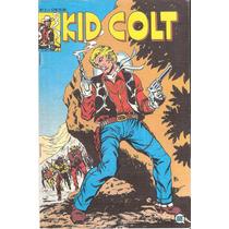 Kid Colt Nº 2 - Abril De 1979 - Rio Grafica Editora