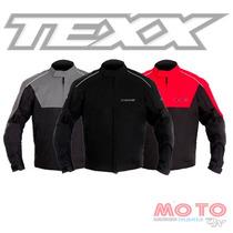Jaqueta Motoqueiro Impermeável 100% Motosky Proteções (texx)