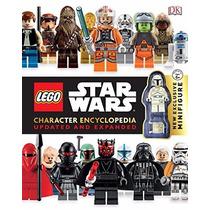 Star Wars Enciclopedia Personajes Con Minifigura Libro