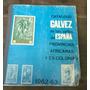 Catalogo Galvez De Los Sellos De España Provincias 1962 - 63