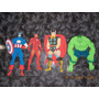 Figuras 80 Cm En Goma Eva Toy Story,super Heroes Dragon Ball