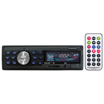Som Automotivo Radio Am/fm Usb Mp3 Pendrive Cartão Sd Aux