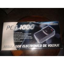 Reulador De Voltaje Computador Omega Pcg1000 06 Tomas