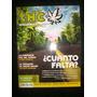Revista Thc Numero 4 Excelente Estado!