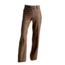 Pantalón De Vestir De Paño