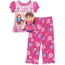 Conjunto Pijama De Dora Blusa Pantalon Talla 3 Envio Gratis