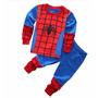Conjunto Fantasia Roupa Homem Aranha Spider Man