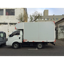 Loja Móvel Caminhão Utilitário Kia Bongo 2500