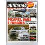 Revista Veículos Utilitários N°7 Ano 2002 Renault Iveco R414