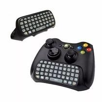 Teclado Encaixe Controle Xbox 360 Chatpad Sem Fio