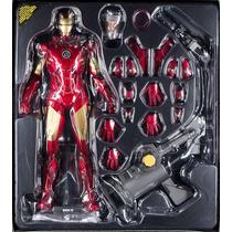 Hot Toys Iron Man Mark Iv Homem De Ferro 2 Nao Avengers