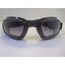 Goggles Tipo Motociclista Lente Goggle Negro