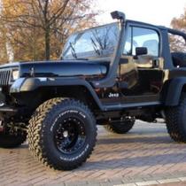 Snorkel 4x4 Para Jeep Wrangler Yj/cj7 De Alta Calidad
