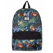 Mochila Vans Backpack M Old Skool Ii The Jungle Book Libro