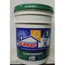 Cubeta De 18 Litros Impermeabilizante Fmc 3 Años