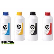Tintas Hp 1 Litro Compatible Impresoras Sistema Continuo