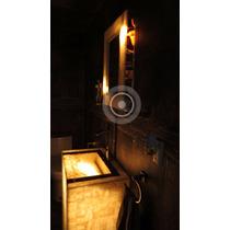 Lavabo De Piso Pedestal Onix Marmol Baño Decoracion Interior
