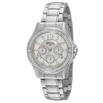 Relógio Seculus Multifunction Feminino 48060l0sgns1-s.