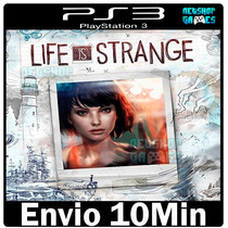 Life Is Strange Complete Colection Ps3 Psn - Português Compl