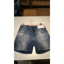 Nova Coleção Shorts Bermuda Jeans Plus Size